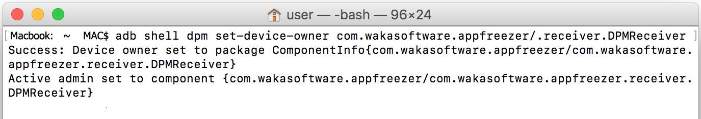 How to setup App Freezer via ADB tool (Without Root) – Waka